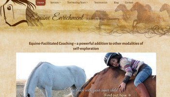 Horse Assisted Therapy Website